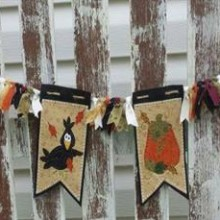 Fall Medley Garland