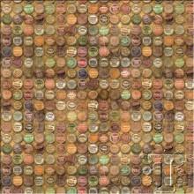 Bottlecaps in Multi Colours