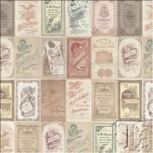 Photocards Fabric Tim Holtz Eclectic Elements