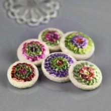 shalimar Bala buttons