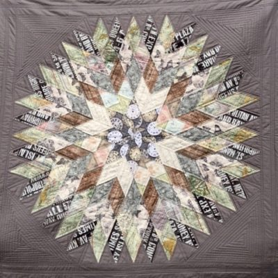 Lone Star Quilt Kit