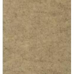 Light Beige Wool Felt