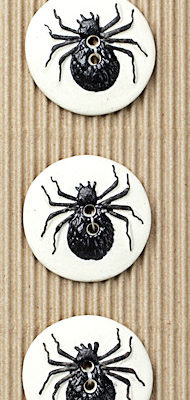 spider buttons